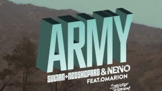 Смотреть клип Sultan, Ned Shepard & Nervo Ft. Omarion - Army