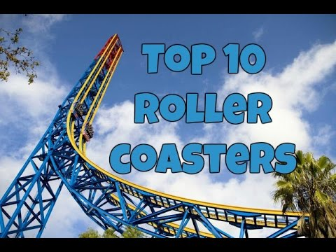 Theme Park Worldwide Top 10 Roller Coasters