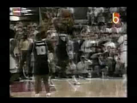 1991 NBA Draft: Dikembe Mutombo