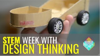 connectYoutube - STEM Education Week with Design Thinking