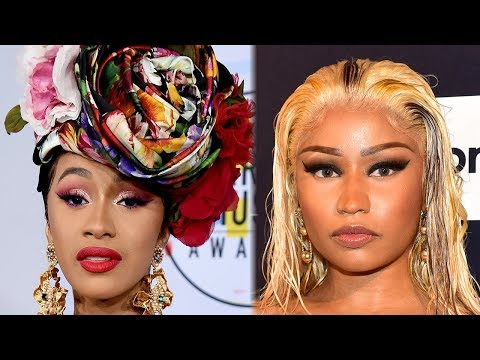 Cardi B SLAMS Reports That She Recorded a Nicki Minaj DISS Track Mp3
