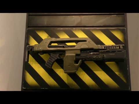Collecting Cultures: M41A 'Aliens' Pulse Rifle