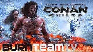 Conan Exiles: ИЩУ РАБЫНЮ СТРИПТИЗЕРШУ!!!