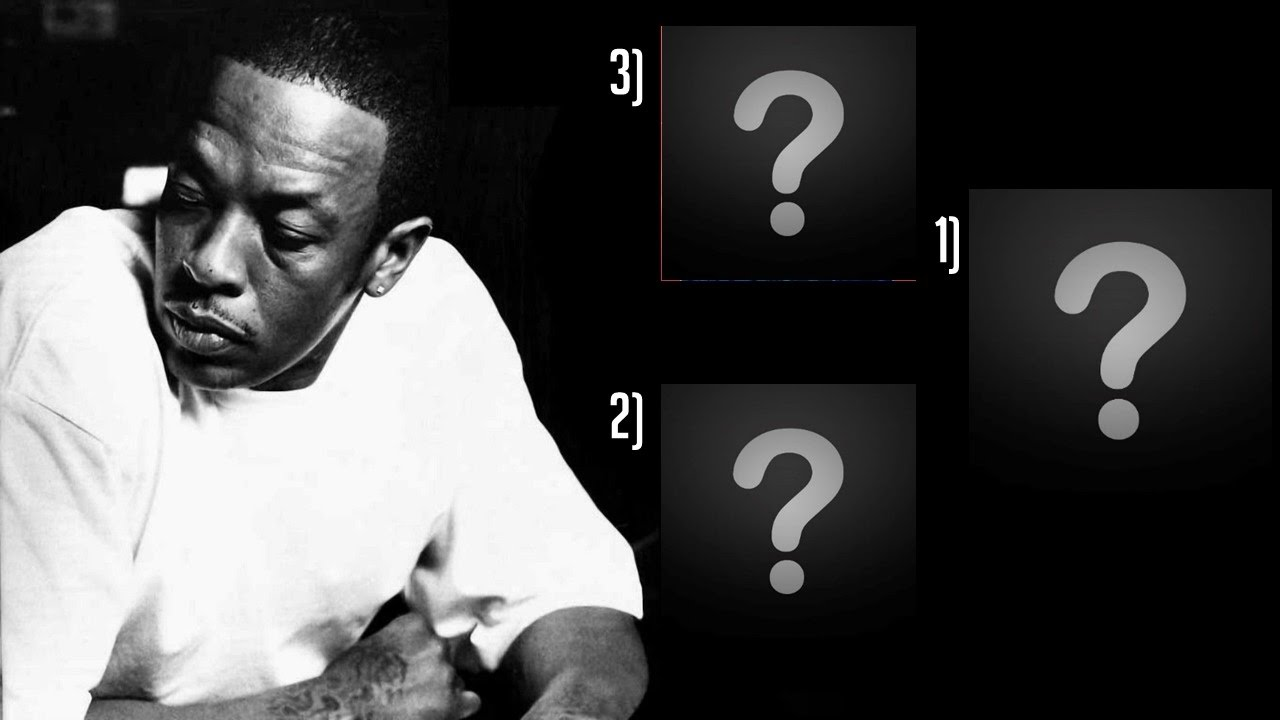 Dr  Dre Albums RANKED Worst to Best (1992-2015)