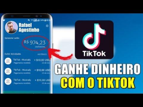 COMO GANHAR DINHEIRO COM O TIK TOK | PASSO A PASSO 2020✔️