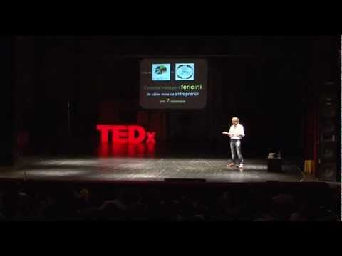 FERICIREA 2.0: Ruslan Cojocaru At TEDxChisinau: Next Level
