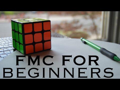 Rubik's Cube FMC For Beginners!