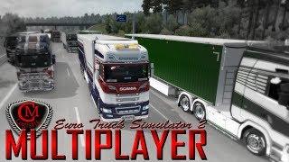 ETS2 MULTIPLAYER [SIM2] #1152: Auf Tour mit der CML I Euro Truck Simulator 2