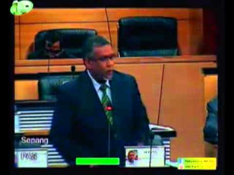 MP PAS Sepang Bahas RUU Kumpulan Wang Persaraan (Pindaan) 2015