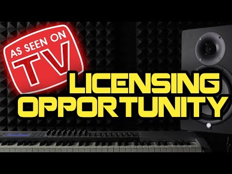 Licensing Opportunity : 12 Corporate Tracks (Advertising)