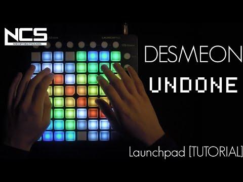 Desmeon - Undone (feat Steklo)   Launchpad MK2 cover [TUTORIAL]