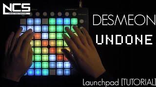 Desmeon - Undone (feat Steklo) | Launchpad MK2 cover [TUTORIAL]
