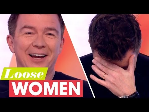 Rick Astley Confuses Loose Women for The One Show in On-Air Blunder!   Loose Women