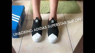 Unboxing Adidas Superstar Slip On & Selling my New Balance | Bahasa Indonesia