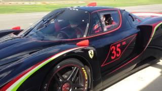 Ferrari F1 Vs Ferrari 333 SP Vs Ferrari F458 CHallenge VS Ferrari FXX