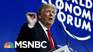Report: President Donald Trump Regrets Signing Immigration Executive Order | Kasie DC | MSNBC