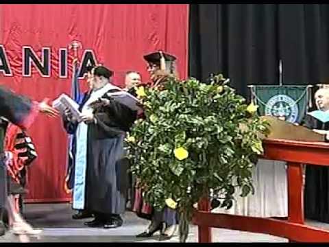 Cal U Spring 2013 Undergraduate Commencement