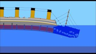 Sinking Ship Simulator! Fan Special!