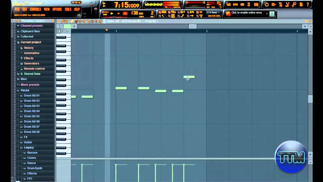 fl studio 9 tutorial pdf