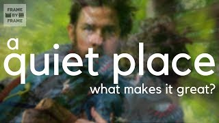 What Makes A Quiet Place So Great? (For Me)