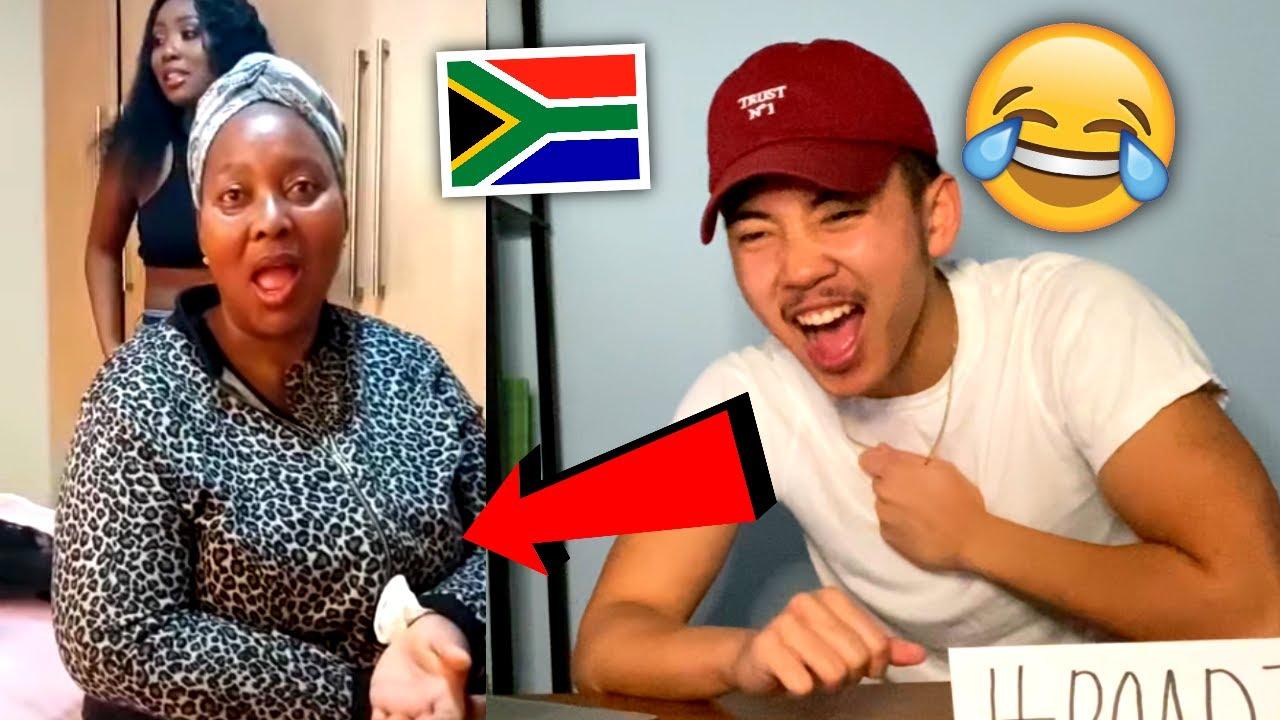 South African Tik Tok! 🇿🇦 Influencer Challenge (Pretending ...