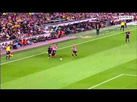 Throwback to Messi's incredible solo goal vs Athletic Bilbao [CDR 2015]