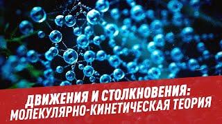 Физика Основные положения молекулярно кинетической теории Школьная программа для взрослых