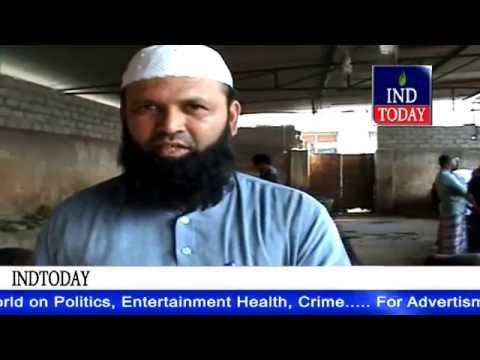 11 Buffalo's died in  Sohail Diary farm in old Hyderabad area of Chandrayangutta
