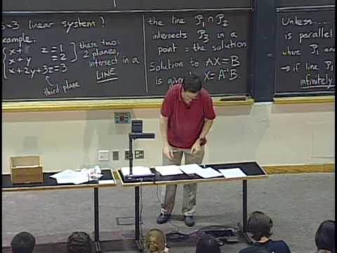 Lec 4 | MIT 18.02 Multivariable Calculus, Fall 2007