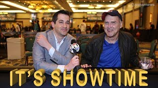 Norm Macdonald Headlines First PokerStars Comedy Night