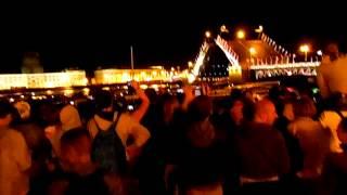 Чудо света !!! Развод мостов в Санкт Петербурге !!! Фантастика !!!(Санкт Петербург ! Питер ! Saint Peterburg ! Как не назови этот лучший город - но там действительно все самое восхитит..., 2015-08-30T14:59:48.000Z)