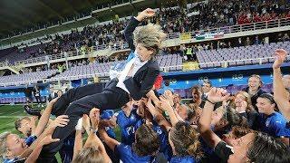 Italia-Portogallo 3-0: il match visto dalla Vivo Azzurro Cam