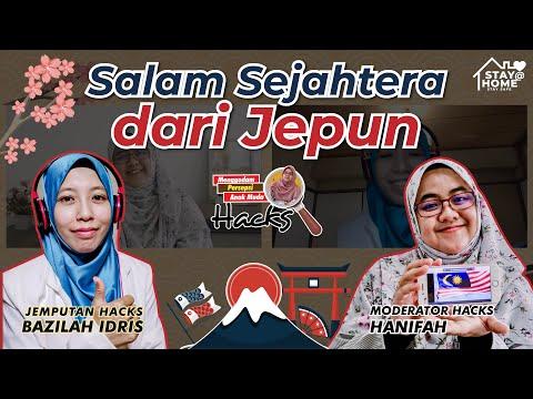 40 | Mana best? Durian ke Sushi? Malaysia ke Jepun? Jom HACKS!