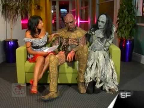 Rock2Wgtn - Lordi interview #2