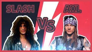 Axl Rose versus Slash: Ziemlich beste Feinde I uDiscover Music thumbnail