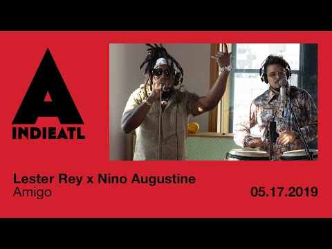 """Lester Rey """"Amigo"""" Featuring ATL's Nino Augustine Live 