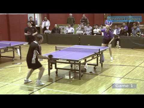 Wojciech Wolski vs Maria Kretschmer Game 1 - Schaumburg IL.wmv