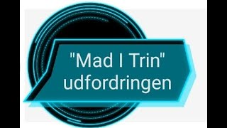 Mad Konkurrence | Mad I Trin