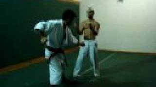 Sanchin kitae - Shohei ryu ( uechi ryu )  karate tradicional