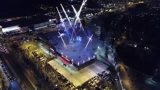 Suomi 100  Ilotulitus, Järvenpää K Citymarket