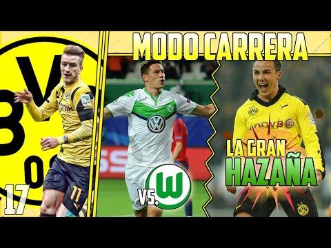 ¡LA GRAN HAZAÑA DE MARIO GÖTZE! #17 | MODO CARRERA - BORUSSIA DORTMUND | FIFA 17