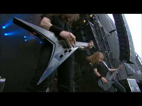 Exodus Blacklist  At Wacken 08
