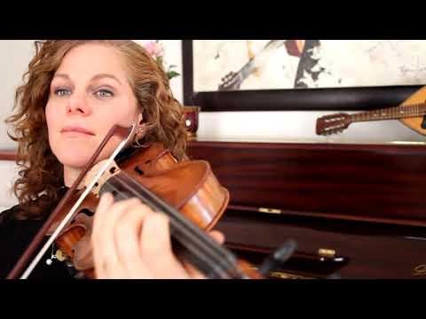 Violin Mash-up Senorita & Habanera by Kristel Birkholtz