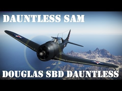 War Thunder: Douglas SBD Dauntless