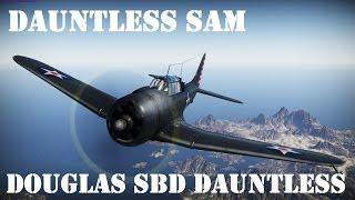 War Thunder: Douglas SBD Dauntless