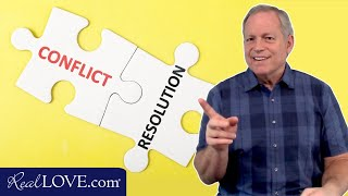 How To Resolve Conflict - Guaranteed - Real Love Nugget with Greg Baer