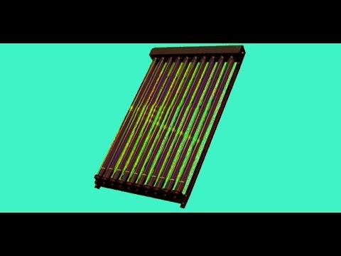 видео: Солнечный коллектор своими руками -  простой способ