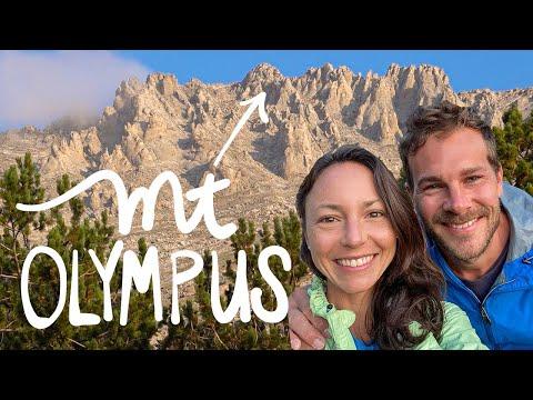 MOUNT OLYMPUS DOCUMENTARY: ATTEMPTING TO SUMMIT GREECE'S HIGHEST PEAK ⚡️