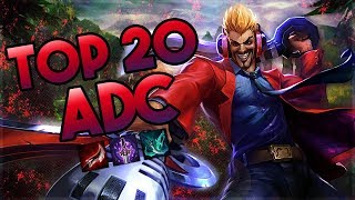 Top 20 ADC Plays #03 | League of Legends