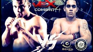 VEX COMBAT 4 - LUCAS AUGUSTO X ALYSSON CHACAL - luta 06